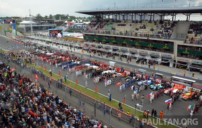 Le Mans 24 Hours – thrills, spills and plenty of passion Image #511789