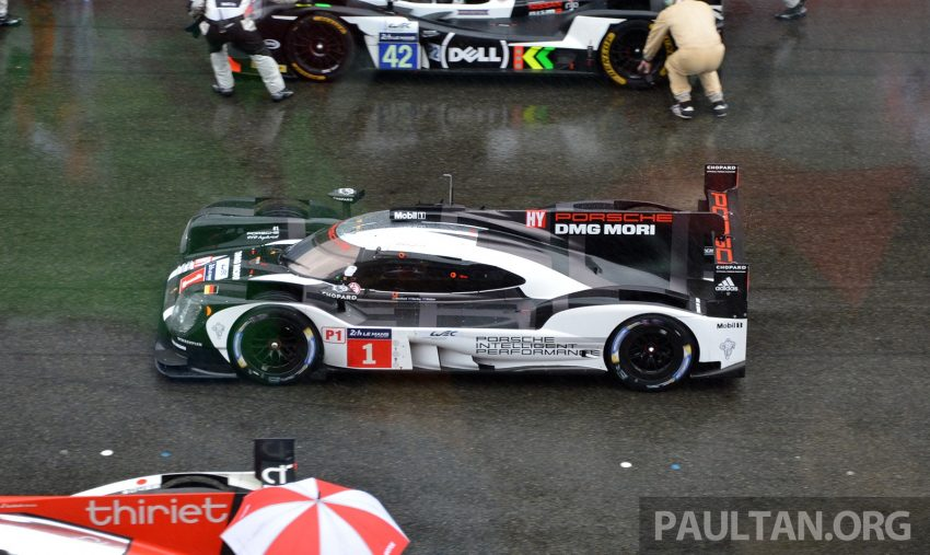 Le Mans 24 Hours – thrills, spills and plenty of passion Image #511790