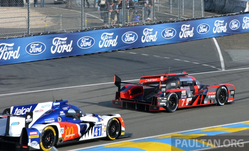 Le Mans 24 Hours – thrills, spills and plenty of passion Image #511740