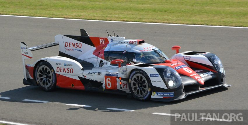 Le Mans 24 Hours – thrills, spills and plenty of passion Image #511796