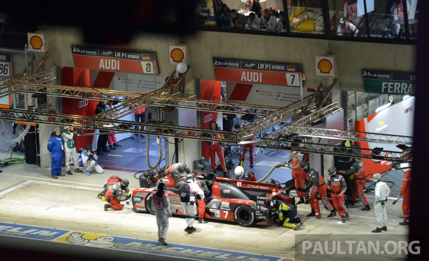 Le Mans 24 Hours – thrills, spills and plenty of passion Image #511803