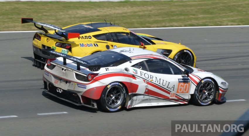 Le Mans 24 Hours – thrills, spills and plenty of passion Image #511804