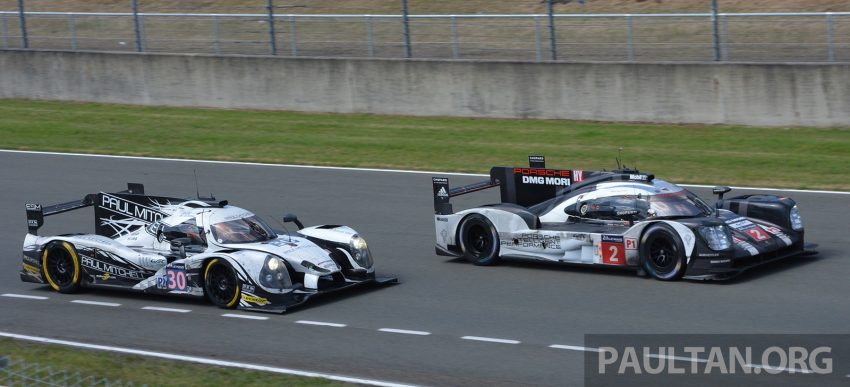 Le Mans 24 Hours – thrills, spills and plenty of passion Image #511808