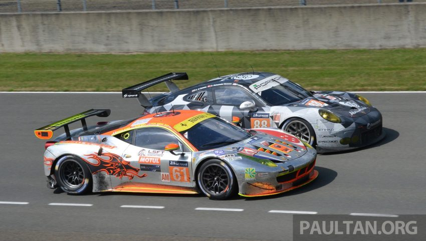 Le Mans 24 Hours – thrills, spills and plenty of passion Image #511810