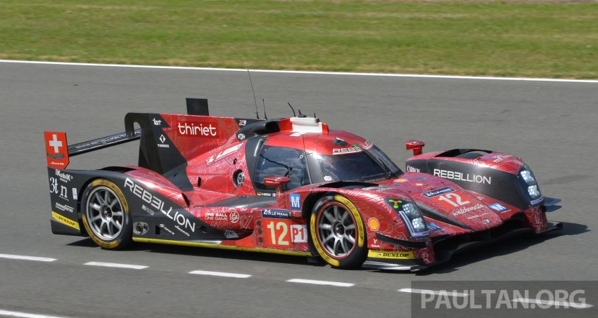 Le Mans 24 Hours – thrills, spills and plenty of passion Image #511813