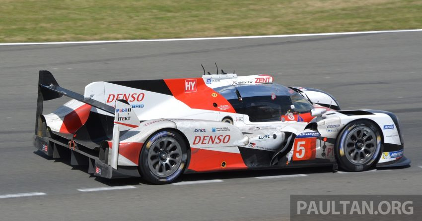 Le Mans 24 Hours – thrills, spills and plenty of passion Image #511814