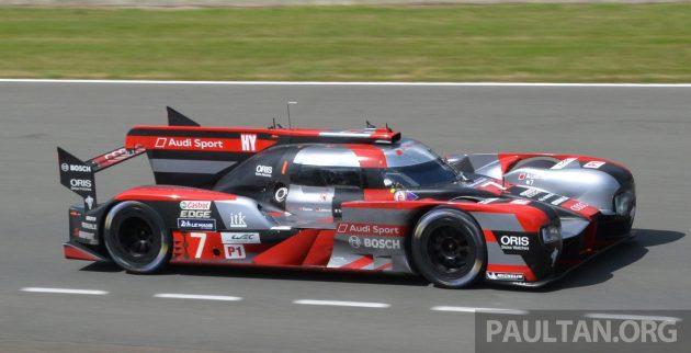 2016 Le Mans 24 Hours 77