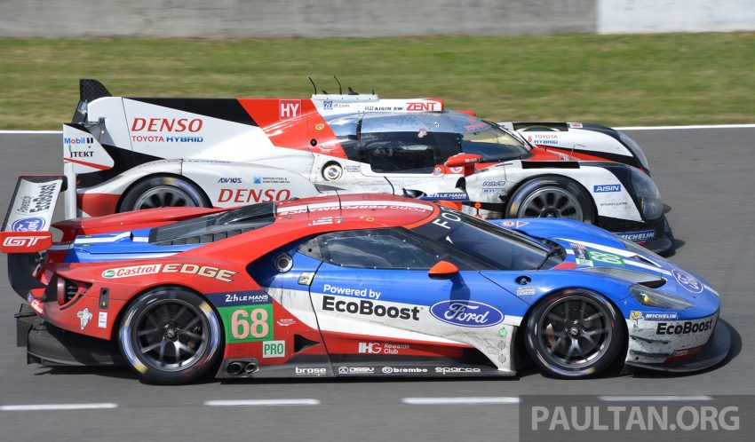 Le Mans 24 Hours – thrills, spills and plenty of passion Image #511817