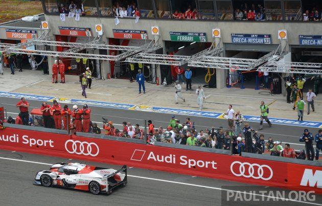2016 Le Mans 24 Hours 80