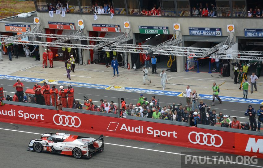 Le Mans 24 Hours – thrills, spills and plenty of passion Image #511819