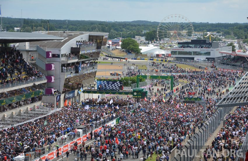 Le Mans 24 Hours – thrills, spills and plenty of passion Image #511821