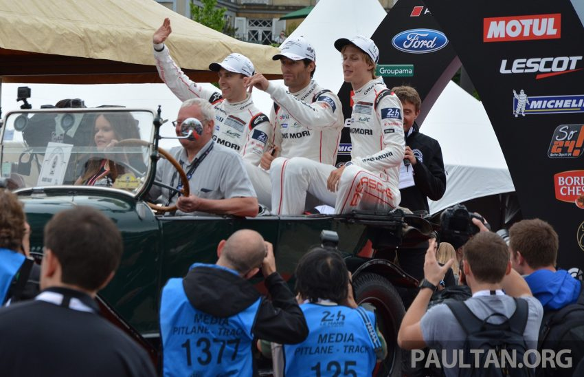 Le Mans 24 Hours – thrills, spills and plenty of passion Image #511708