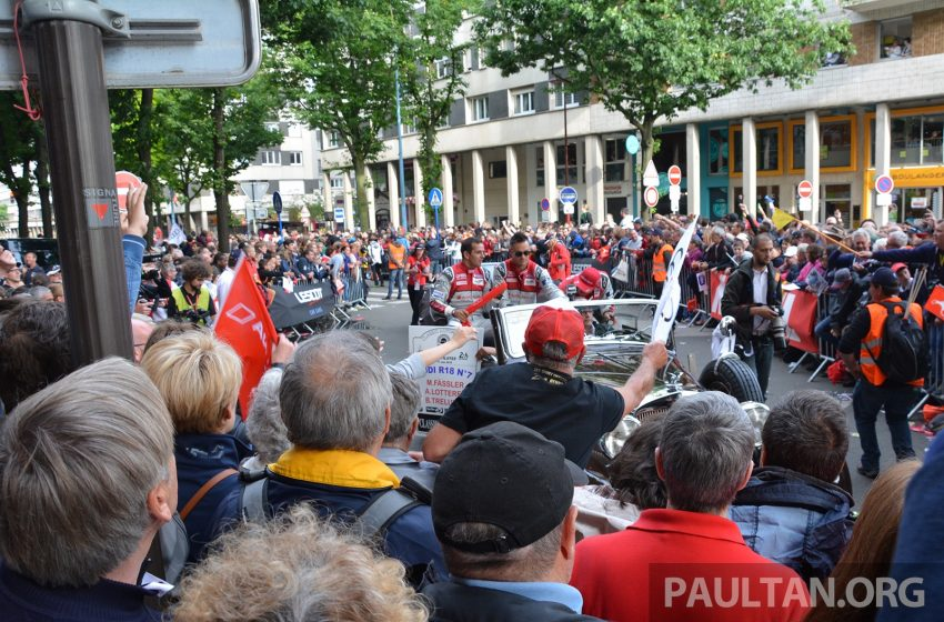 Le Mans 24 Hours – thrills, spills and plenty of passion Image #511721