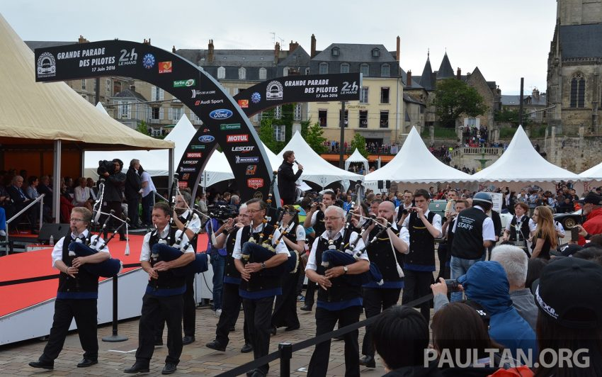 Le Mans 24 Hours – thrills, spills and plenty of passion Image #511703