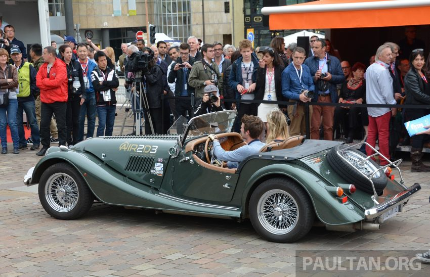 Le Mans 24 Hours – thrills, spills and plenty of passion Image #511704