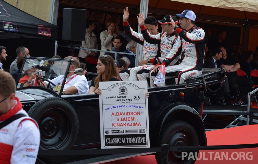 Le Mans 24 Hours – thrills, spills and plenty of passion Image #511707