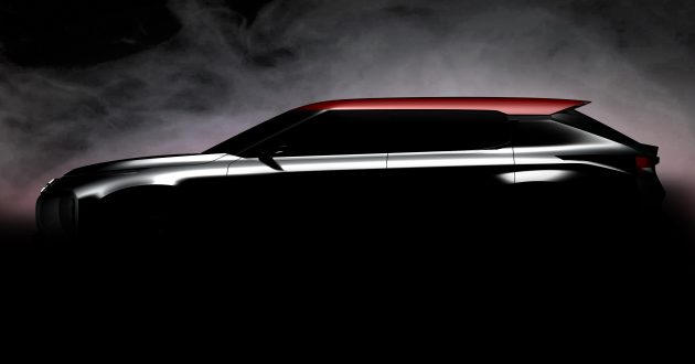 2016 Mitsubishi Ground Tourer concept