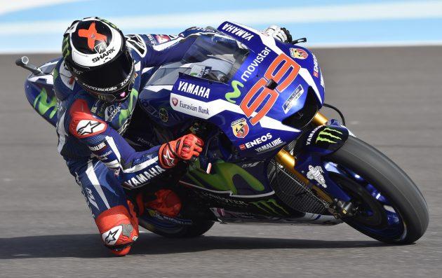 2016 Movistar Yamaha MotoGP - Jorge Lorenzo - 5