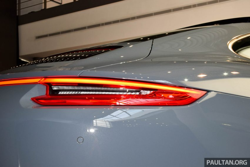 Porsche 911 facelift launched – Carrera, Carrera S and Carrera 4S, new 3.0 litre turbo flat-six, from RM870k Image #509966