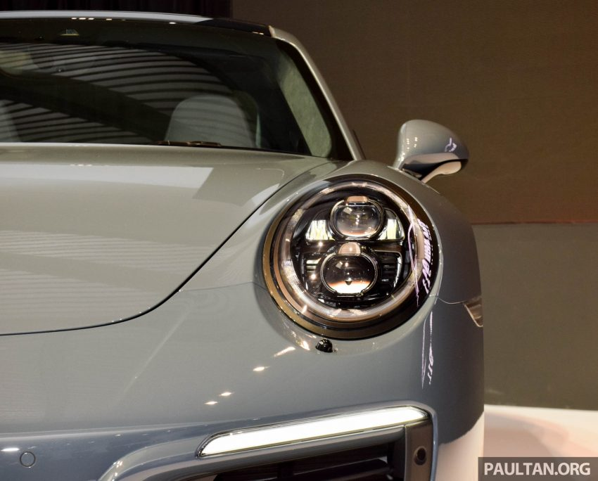 Porsche 911 facelift launched – Carrera, Carrera S and Carrera 4S, new 3.0 litre turbo flat-six, from RM870k Image #509960