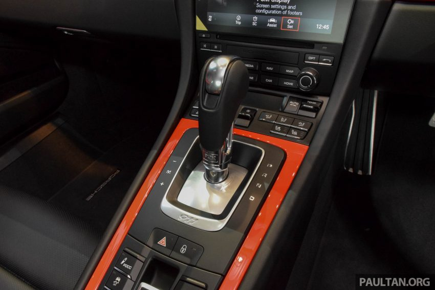 Porsche 911 facelift launched – Carrera, Carrera S and Carrera 4S, new 3.0 litre turbo flat-six, from RM870k Image #510051