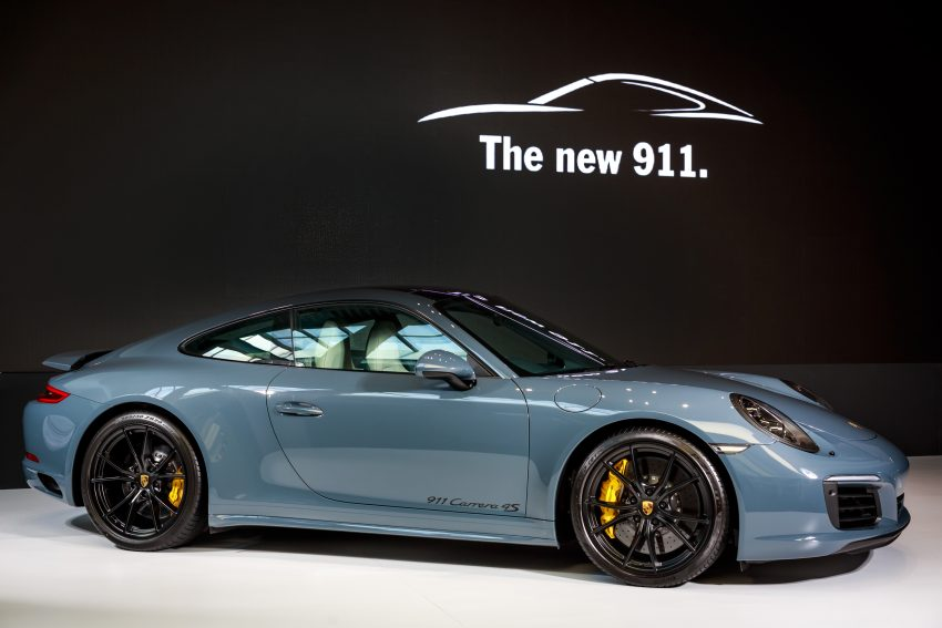 Porsche 911 facelift launched – Carrera, Carrera S and Carrera 4S, new 3.0 litre turbo flat-six, from RM870k Image #509648