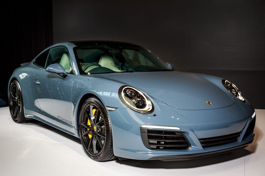 Porsche 911 facelift launched – Carrera, Carrera S and Carrera 4S, new 3.0 litre turbo flat-six, from RM870k Image #509649