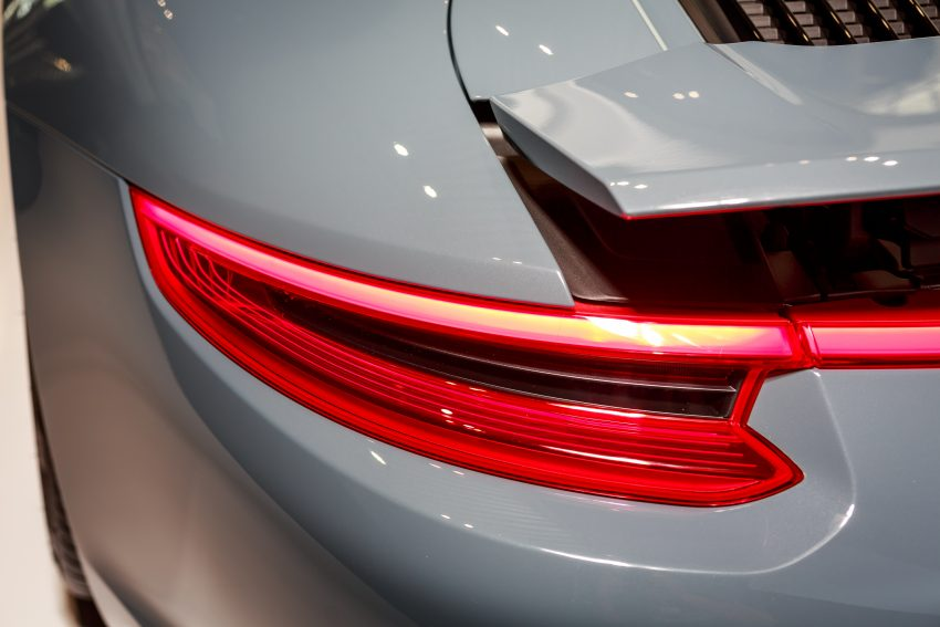 Porsche 911 facelift launched – Carrera, Carrera S and Carrera 4S, new 3.0 litre turbo flat-six, from RM870k Image #509672