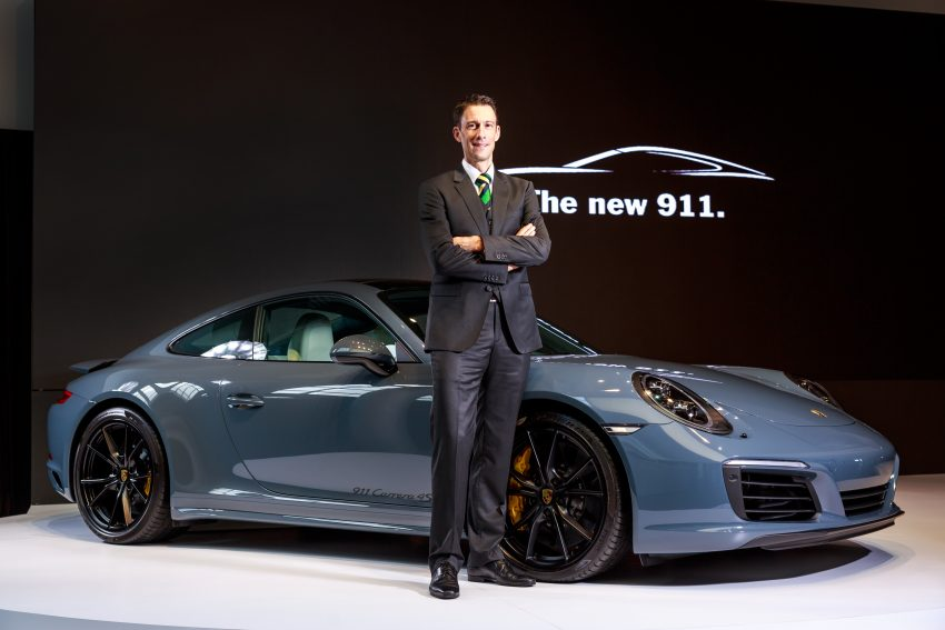 Porsche 911 facelift launched – Carrera, Carrera S and Carrera 4S, new 3.0 litre turbo flat-six, from RM870k Image #509674