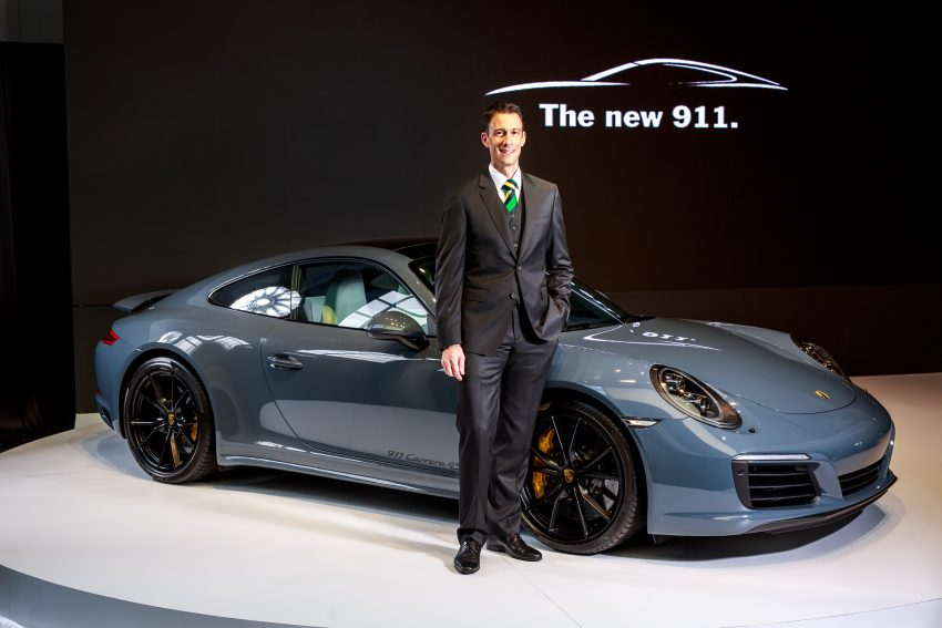 Porsche 911 facelift launched – Carrera, Carrera S and Carrera 4S, new 3.0 litre turbo flat-six, from RM870k Image #509675