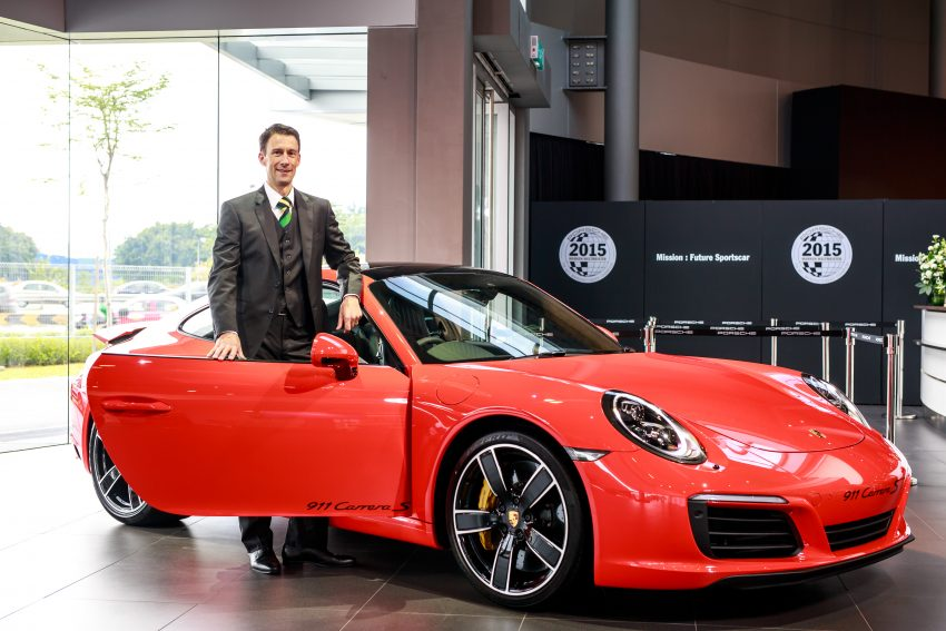 Porsche 911 facelift launched – Carrera, Carrera S and Carrera 4S, new 3.0 litre turbo flat-six, from RM870k Image #509679