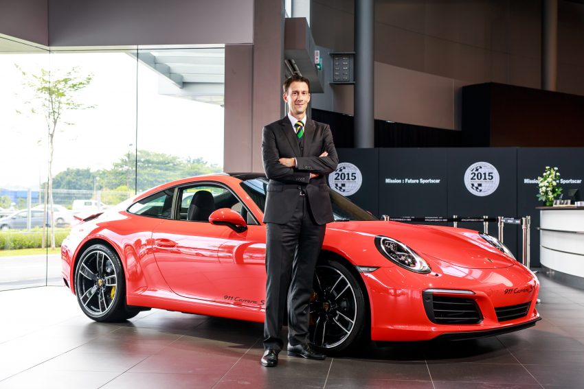 Porsche 911 facelift launched – Carrera, Carrera S and Carrera 4S, new 3.0 litre turbo flat-six, from RM870k Image #509680
