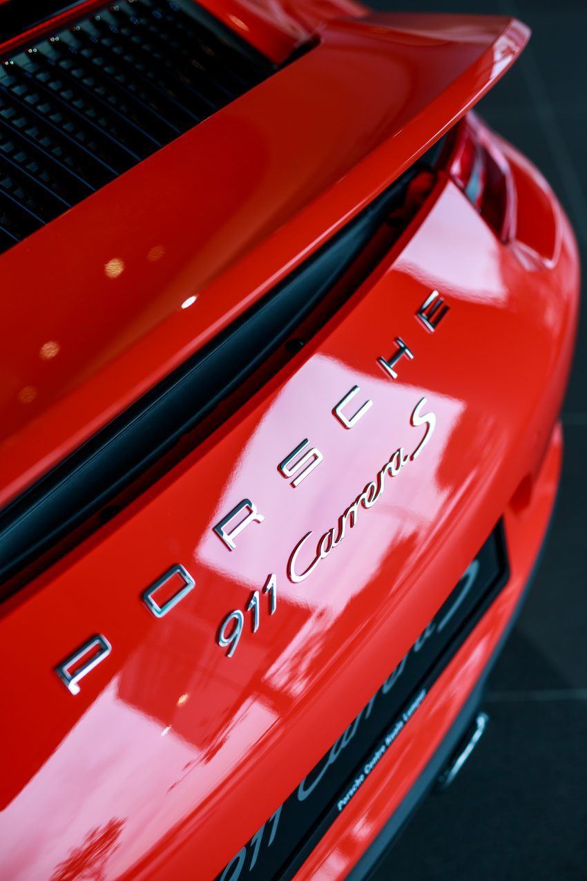 Porsche 911 facelift launched – Carrera, Carrera S and Carrera 4S, new 3.0 litre turbo flat-six, from RM870k Image #509686