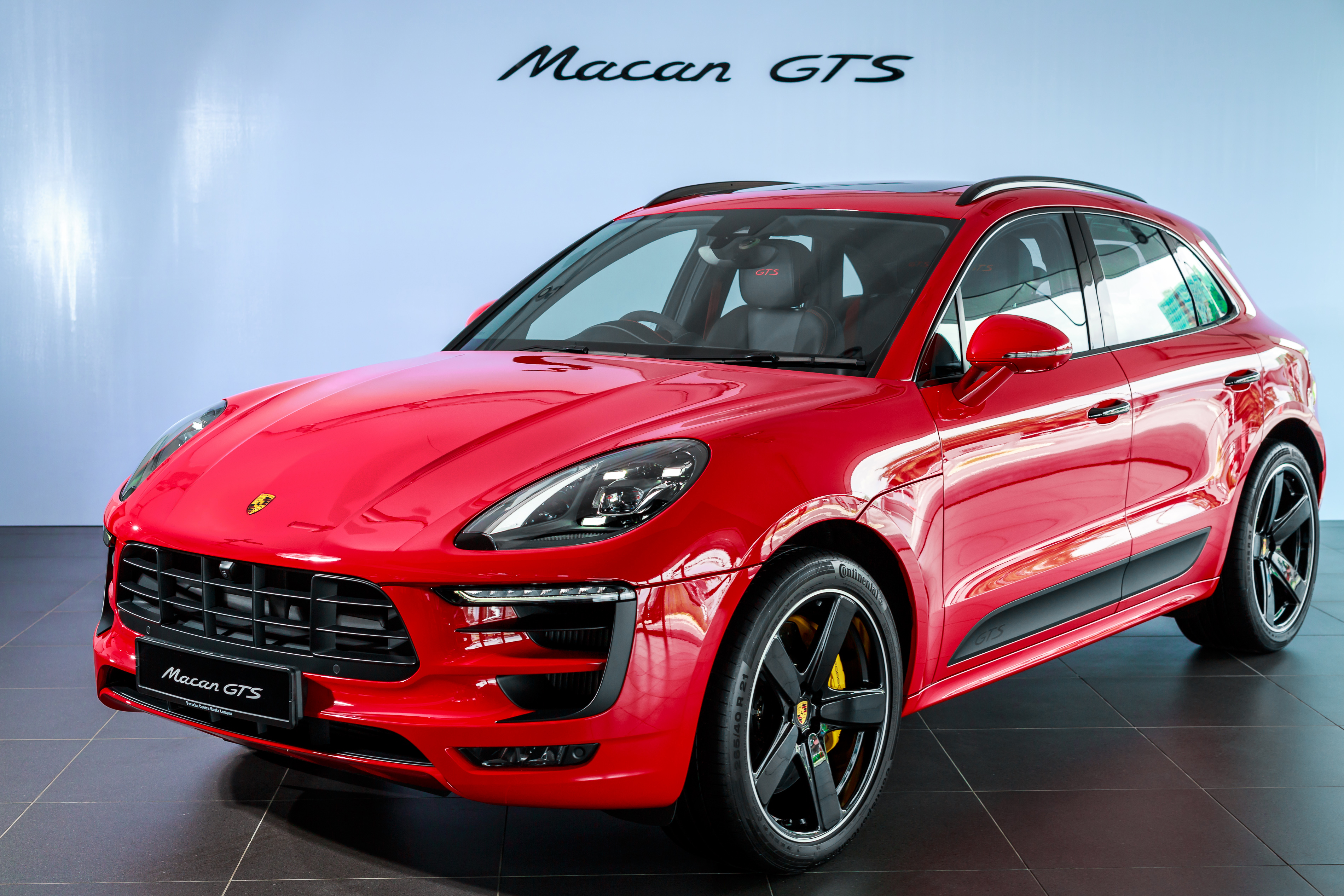 Porsche Macan Gts Launched In Malaysia Rm710k Image 509728