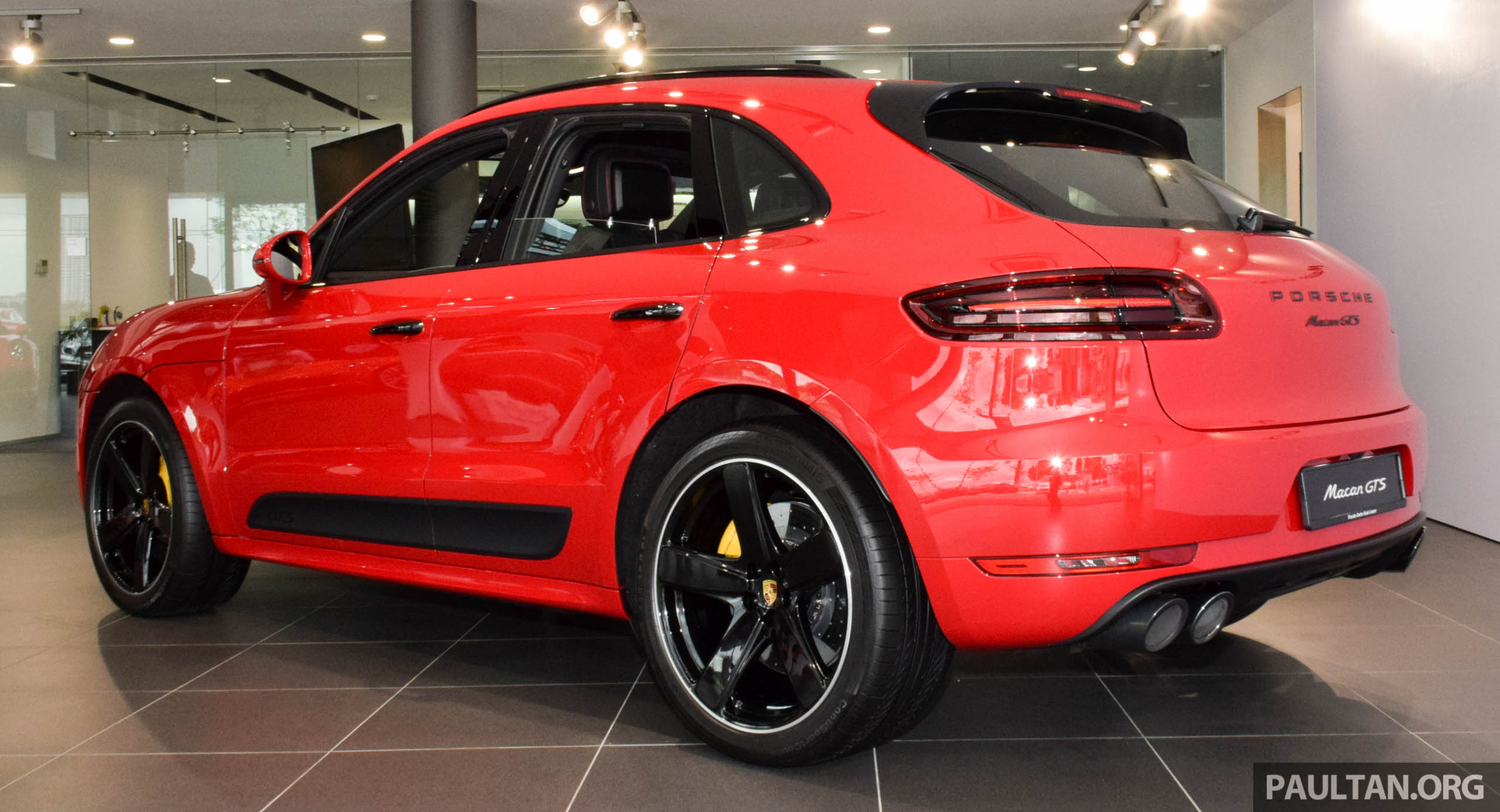 Porsche Macan Gts Launched In Malaysia Rm710k Image 509977