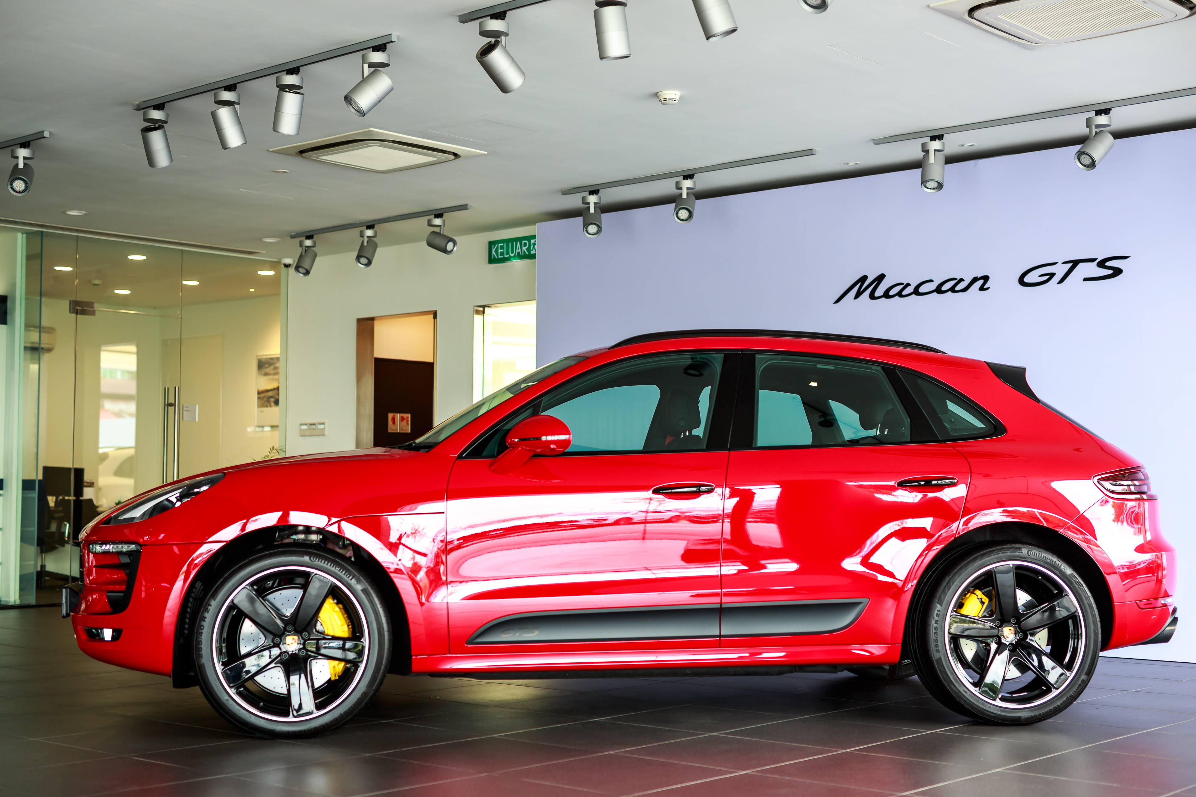 Porsche Macan GTS launched in Malaysia – RM710k Image 509751