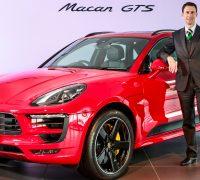 2016 Porsche Macan GTS 25