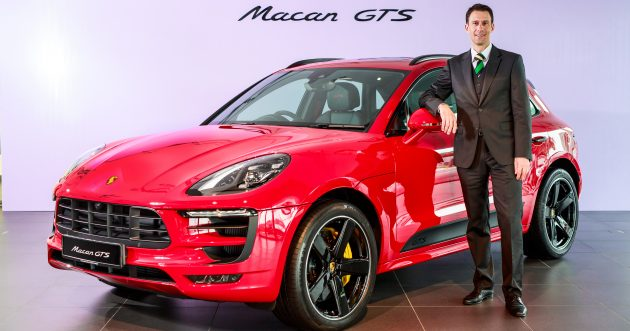 Porsche Macan Gts Launched In Malaysia Rm710k Paultan Org