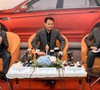 2016 Proton Perdana press con 4