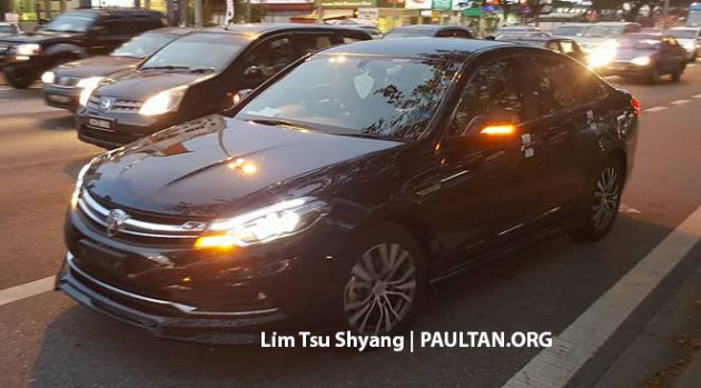 2016 Proton Perdana undisguised 1