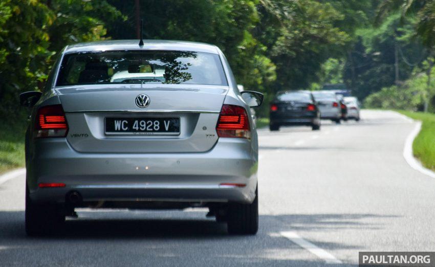 DRIVEN: 2016 Volkswagen Vento 1.2 TSI Highline Image #511672