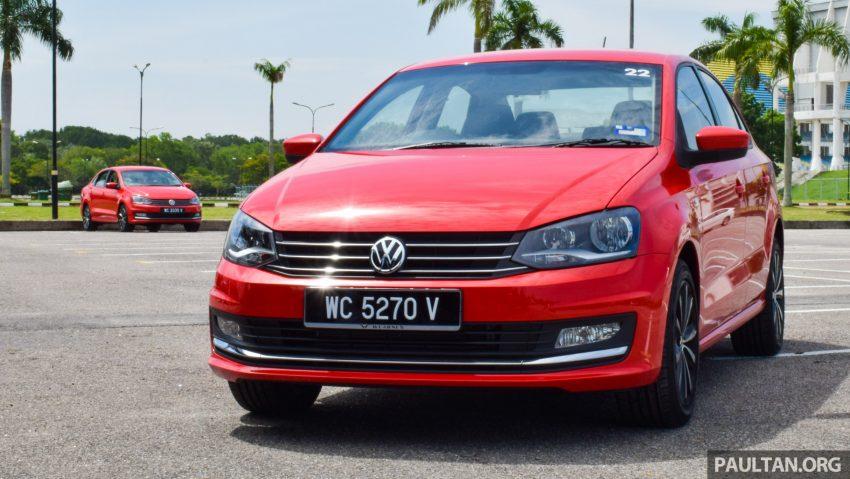 DRIVEN: 2016 Volkswagen Vento 1.2 TSI Highline Image #511674