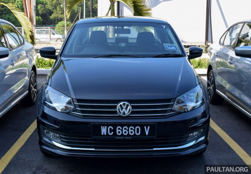 DRIVEN: 2016 Volkswagen Vento 1.2 TSI Highline Image #511658