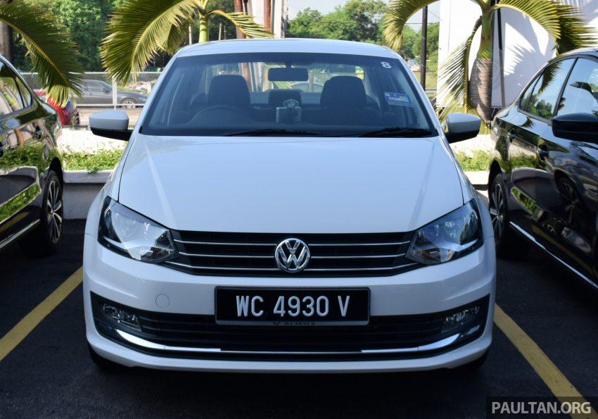 DRIVEN: 2016 Volkswagen Vento 1.2 TSI Highline Image #511659
