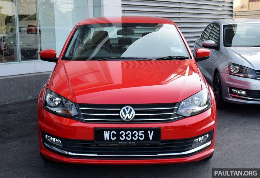 DRIVEN: 2016 Volkswagen Vento 1.2 TSI Highline Image #511660