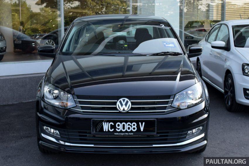 DRIVEN: 2016 Volkswagen Vento 1.2 TSI Highline Image #511662