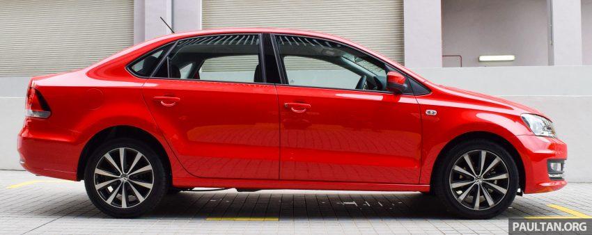 PANDU UJI: Volkswagen Vento 1.2 TSI Highline Image #512510