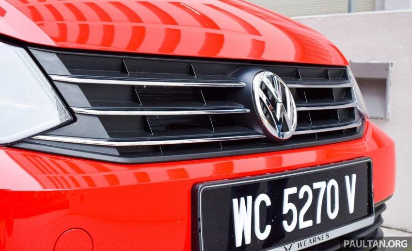 DRIVEN: 2016 Volkswagen Vento 1.2 TSI Highline Image #511600