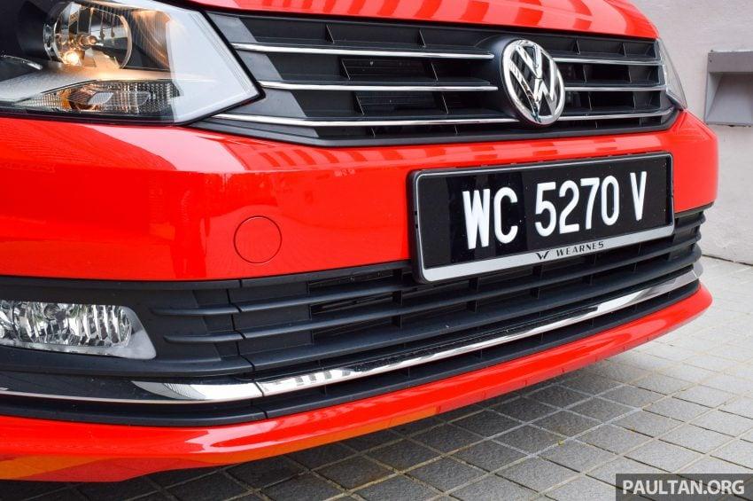 DRIVEN: 2016 Volkswagen Vento 1.2 TSI Highline Image #511601