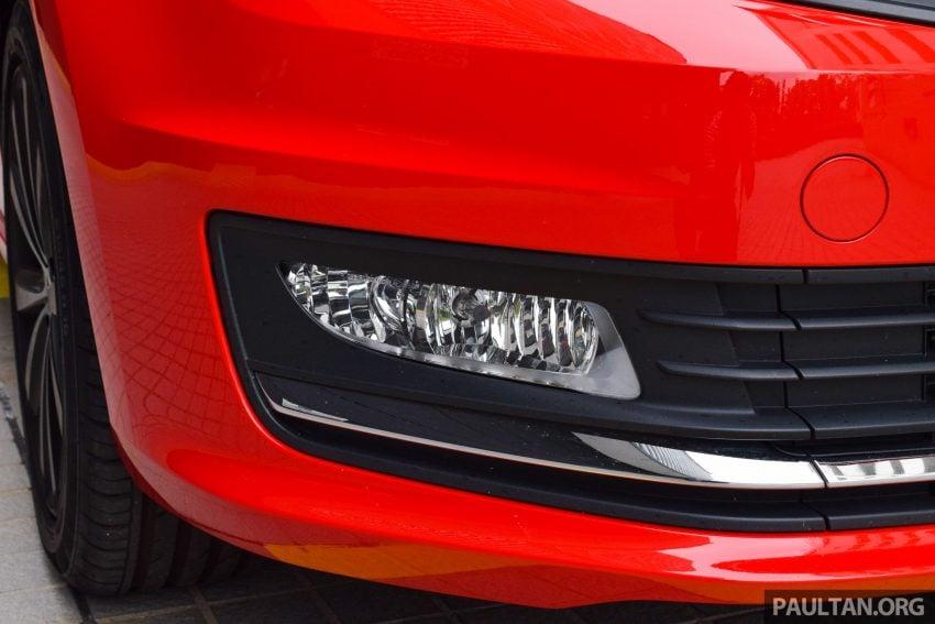 DRIVEN: 2016 Volkswagen Vento 1.2 TSI Highline Image #511603